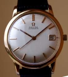 Montres Omega Extra Plate